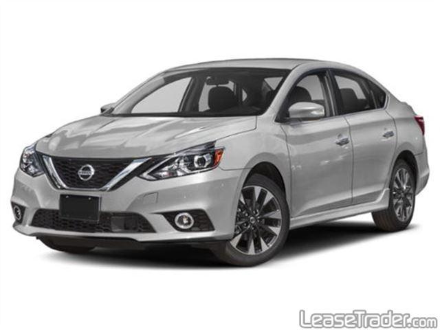 2019 Nissan Sentra SV Side