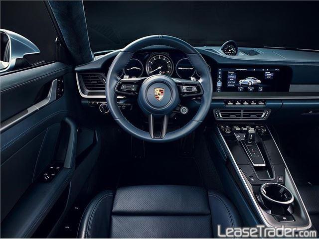 2019 Porsche Macan SUV Front