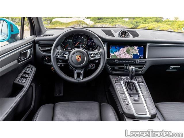 2019 Porsche Macan SUV Interior