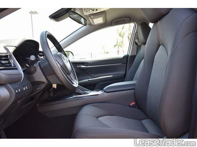 2019 Toyota Camry LE Interior