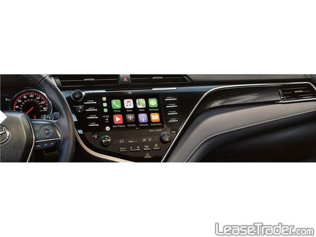 2019 Toyota Camry SE Dashboard