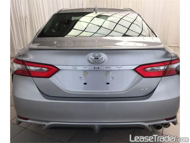 2019 Toyota Camry SE Rear