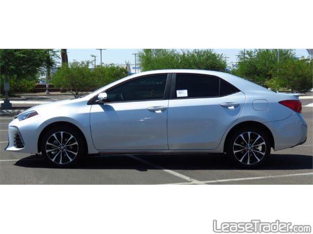 2019 Toyota Corolla SE Side