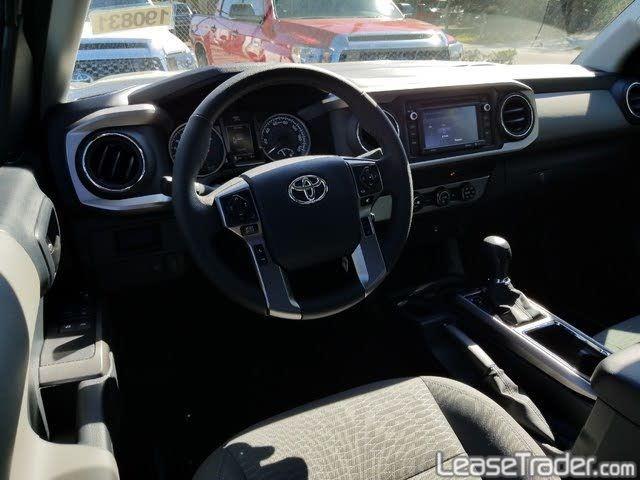 2019 Toyota Tacoma SR5 Access Cab Dashboard