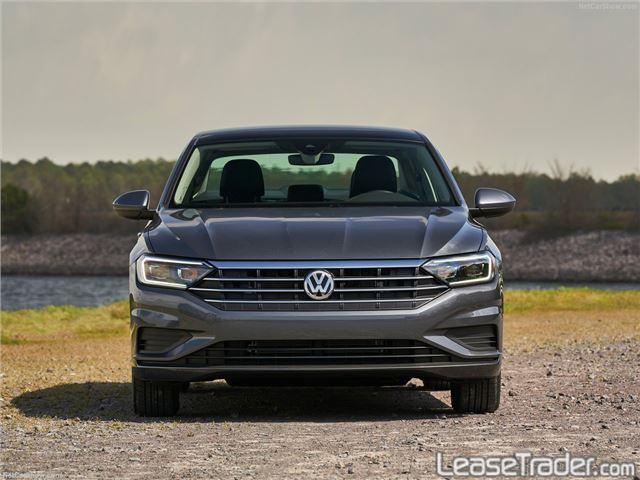2019 Volkswagen Jetta 1.4T S Sedan Front