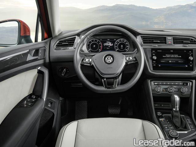 2019 Volkswagen Tiguan 2.0T TSI S Dashboard