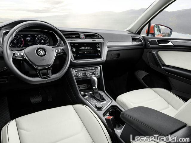 2019 Volkswagen Tiguan 2.0T TSI S Interior