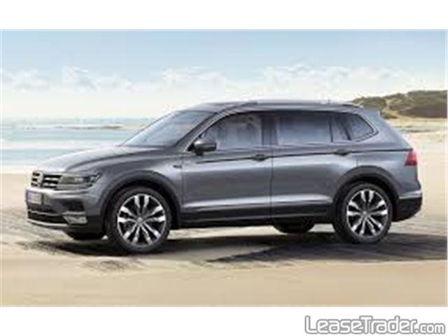 2019 Volkswagen Tiguan 2.0T TSI S Side