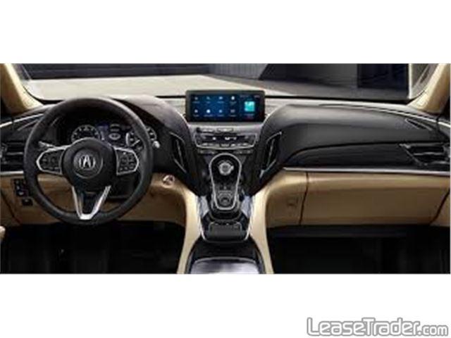 2020 Acura RDX Series RDX Standard Interior