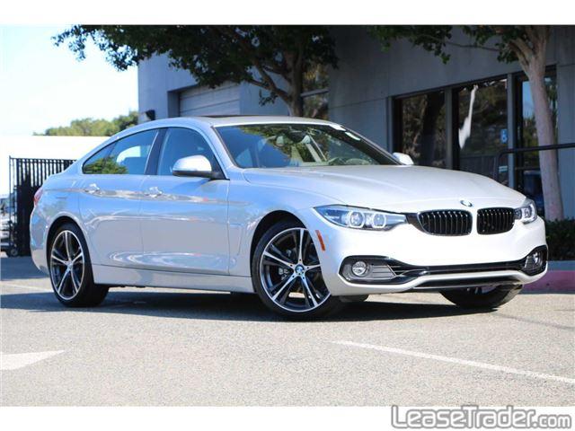 2020 BMW 430i Gran Coupe Dashboard