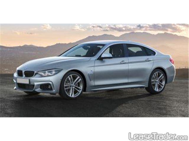 2020 BMW 430i Gran Coupe Rear