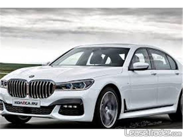 2020 BMW 740i xDrive