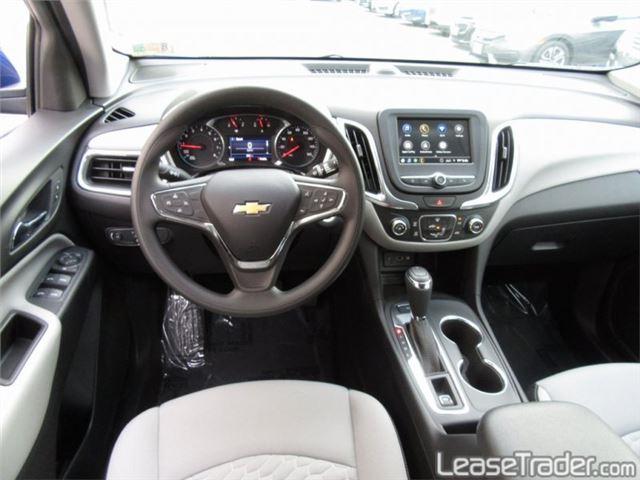 2020 Chevrolet Equinox LS Dashboard