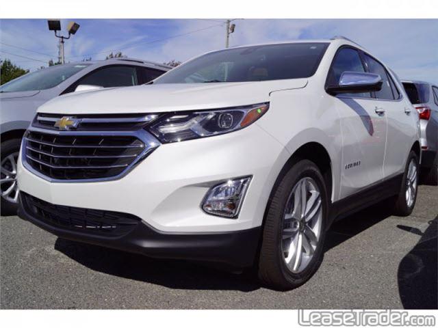 2020 Chevrolet Equinox LS Front