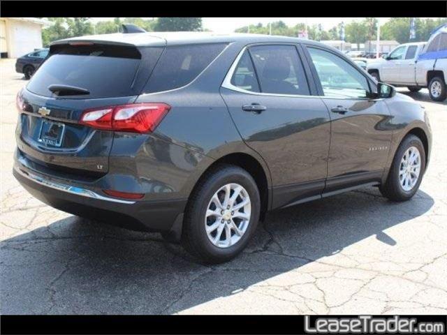 2020 Chevrolet Equinox LS Rear