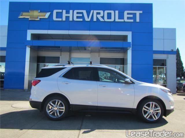 2020 Chevrolet Equinox LS Side