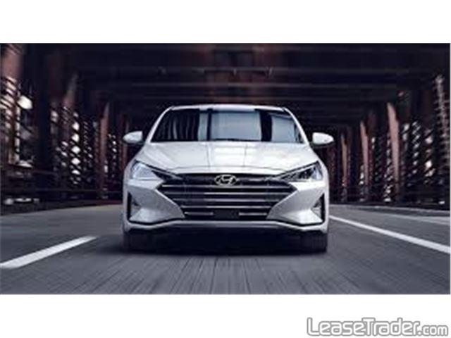 2020 Hyundai Elantra SE Front