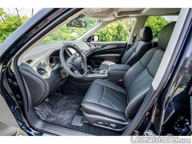 2020 Infiniti QX60 Pure Interior