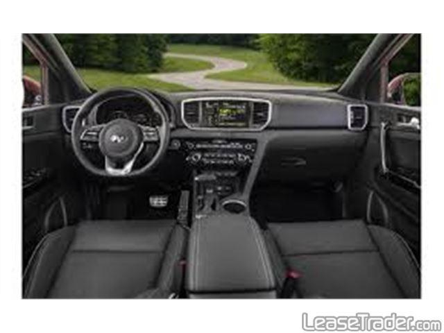 2020 Kia Sportage LX Interior