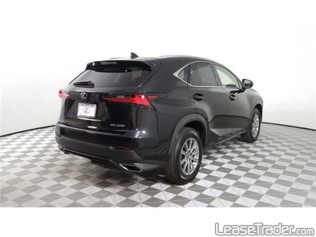 2020 Lexus NX 300 Side