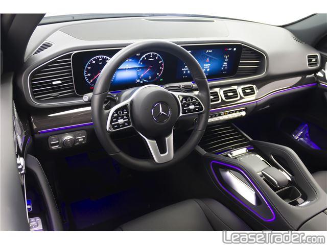 2020 Mercedes-Benz GLE350 4MATIC SUV Interior