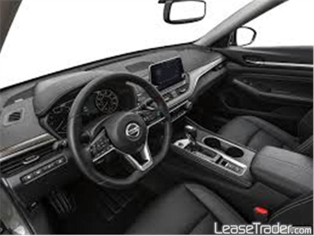 2020 Nissan Altima 2.5 S Interior