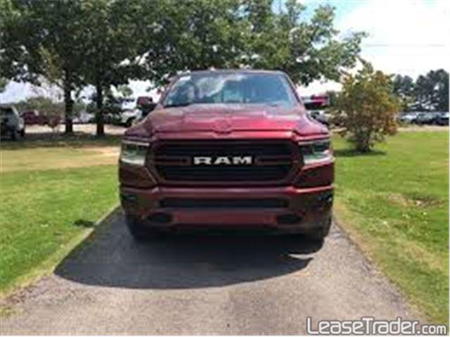 2020 RAM 1500 Big Horn Crew Cab Front