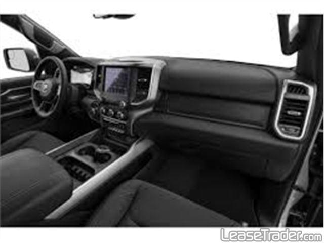 2020 RAM 1500 Big Horn Crew Cab Interior